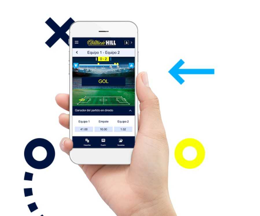 William Hill movile app