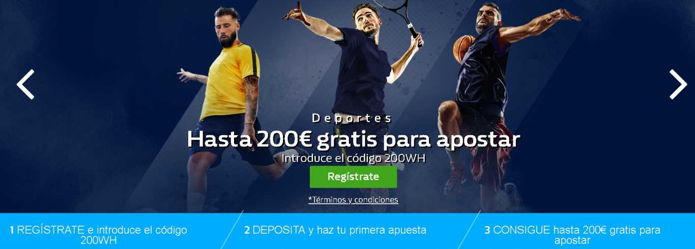 william hill registro