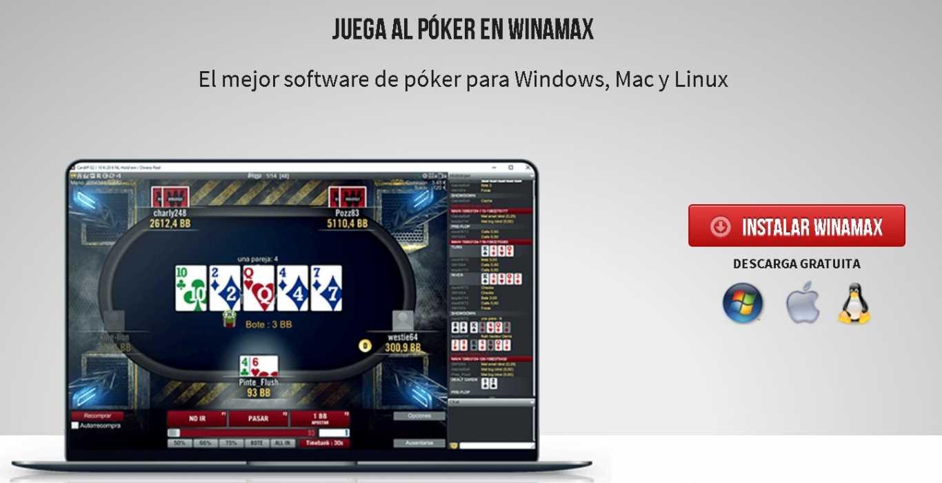 winamax descargar pc